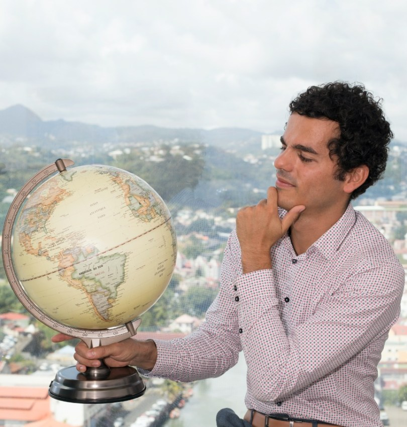 Thomas Ifergane Responsable EF Antilles