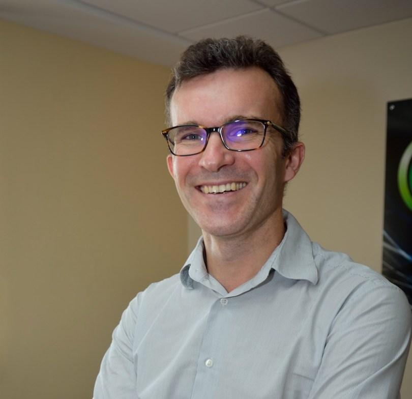 Thomas Jayet Directeur général de Canal + Telecom