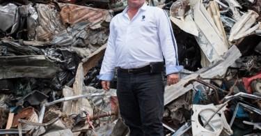 Jean-Régis Biales, gérant de SNR.