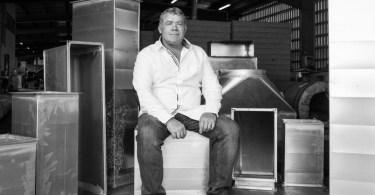 Laurent Brousseau Dirigeant de STMI