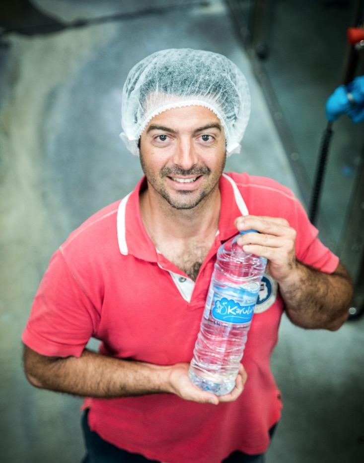 Rodolphe Payen Directeur de Wipack - Karuline