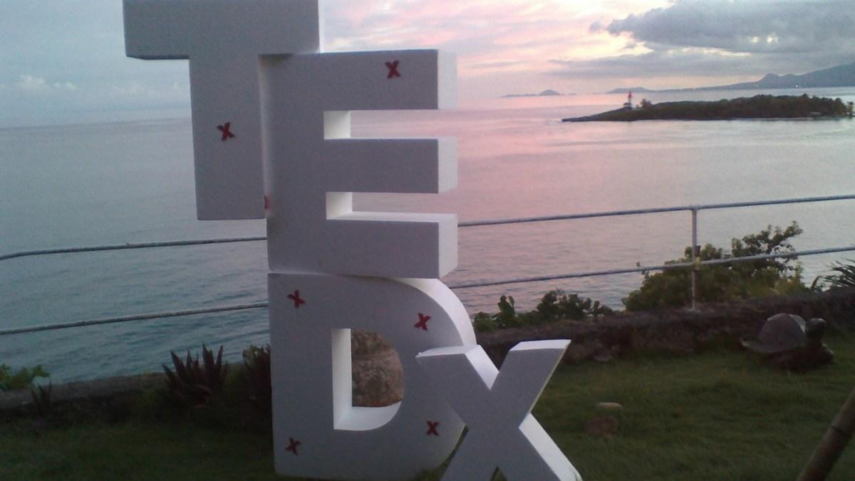 Le coup de cœur de TEDxPointeàPitre