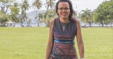 nadine renard Présidente de la commission développement agricole de la CTm