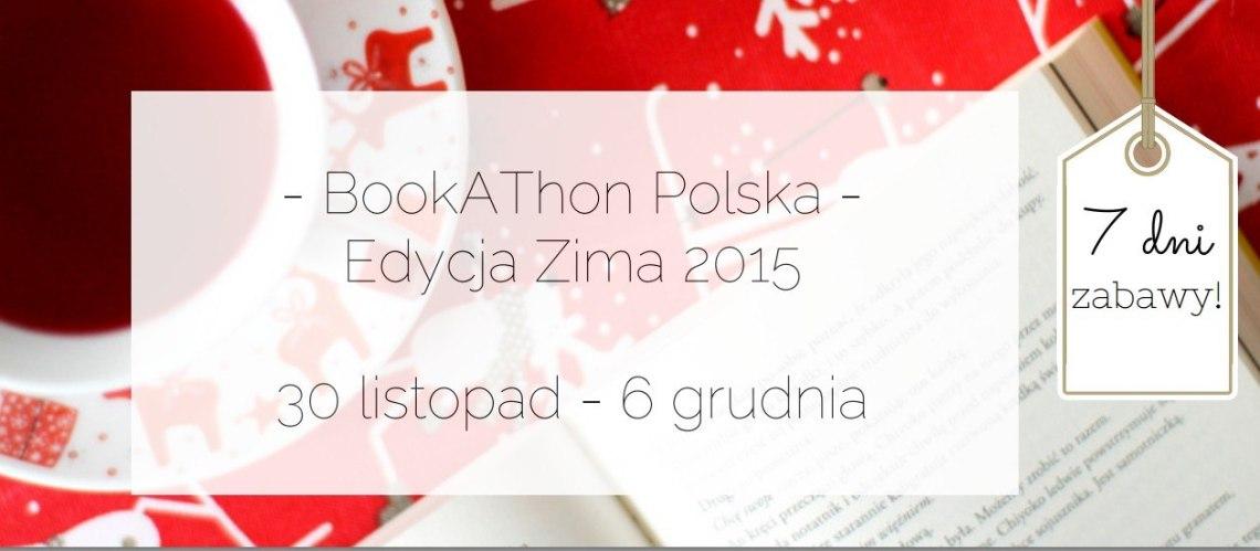 BookAThon Polska Edycja Zima 2015
