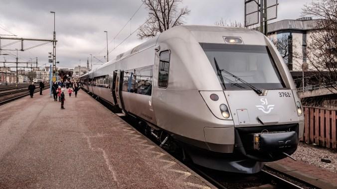 X55 3361 i Karlstad