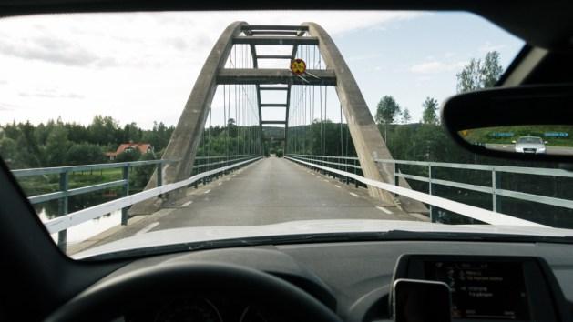 Bro över Klarälven