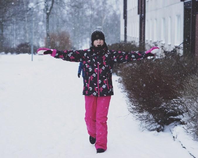 Vinterlek