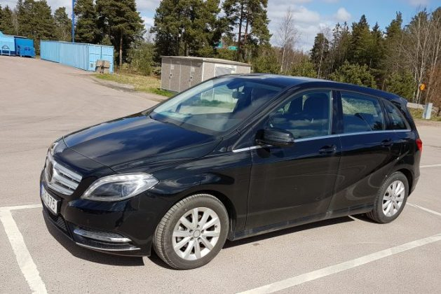Mercedes-Benz B-klass