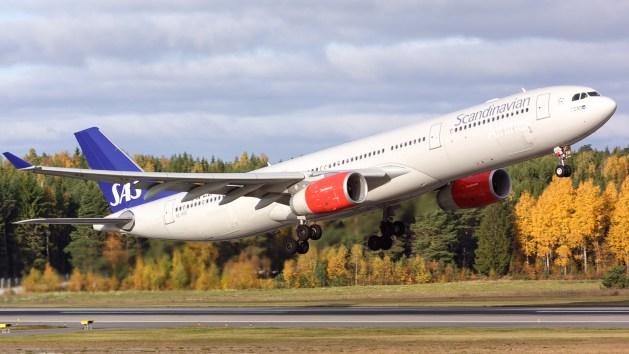 SAS Airbus A330-300