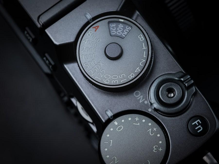 Fujifilm X-Pro2 produktbild