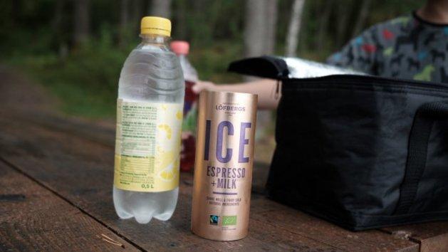 Fikadags med Löfbergs ICE Espresso+milk