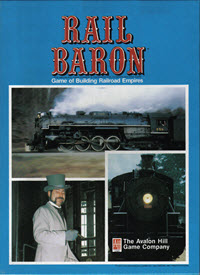 Rail Baron Box