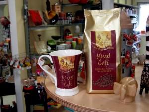 Wesel Kaffee mit der Wesel Kaffee Tasse