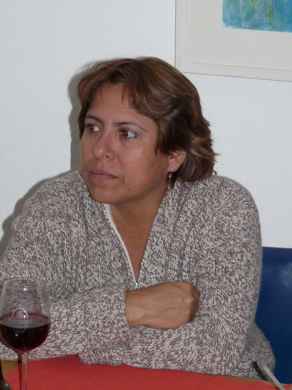Brief von Gloria Nunez aus El Salvador