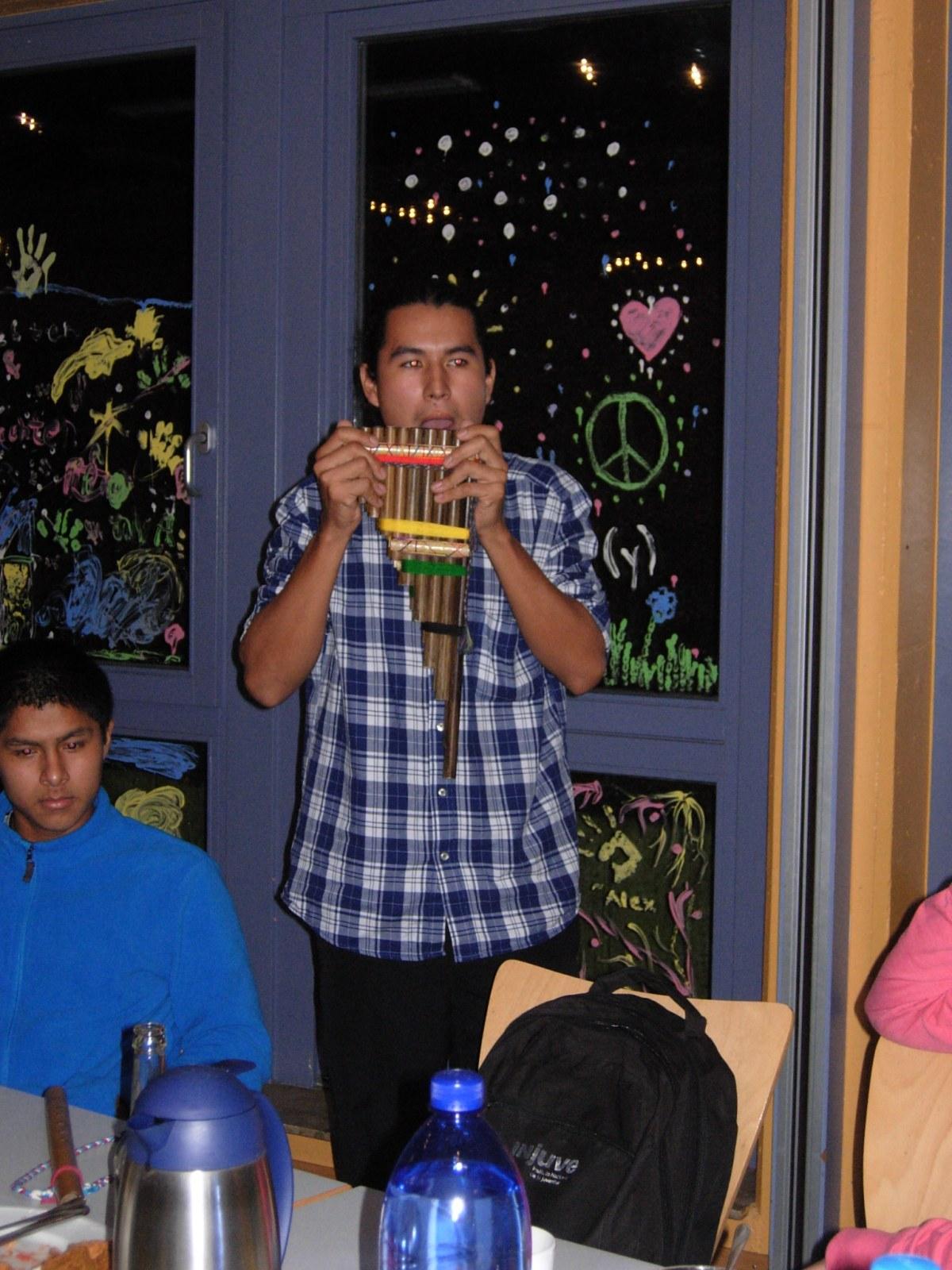 Partner aus El Salvador zu Gast in Wesel