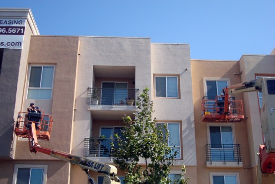 We love large window cleaning jobs!
