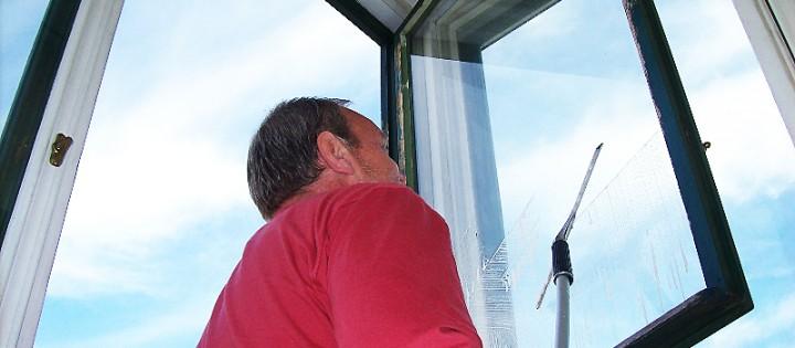 Rychlost, profesionalita, odbornost s mytím oken