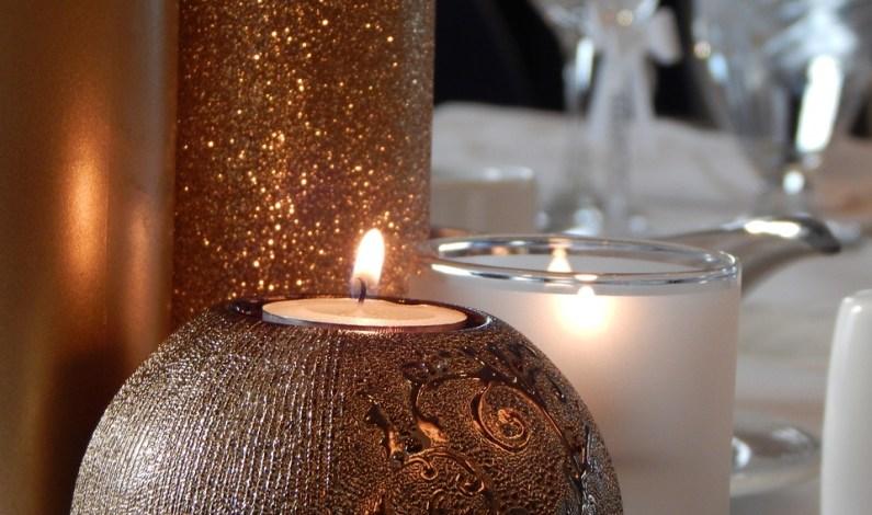 Svíčka s vltavínem v těle – to je nový Strom života