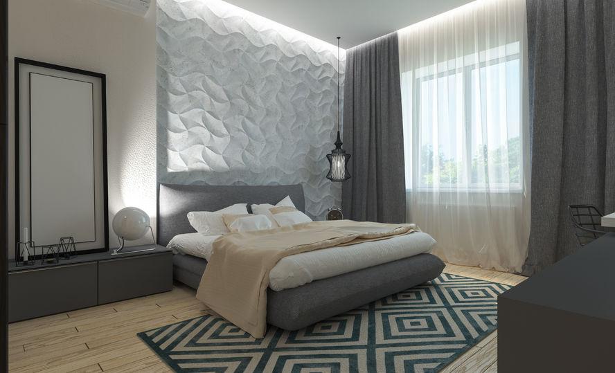 02 Rekonstrukce ložnice