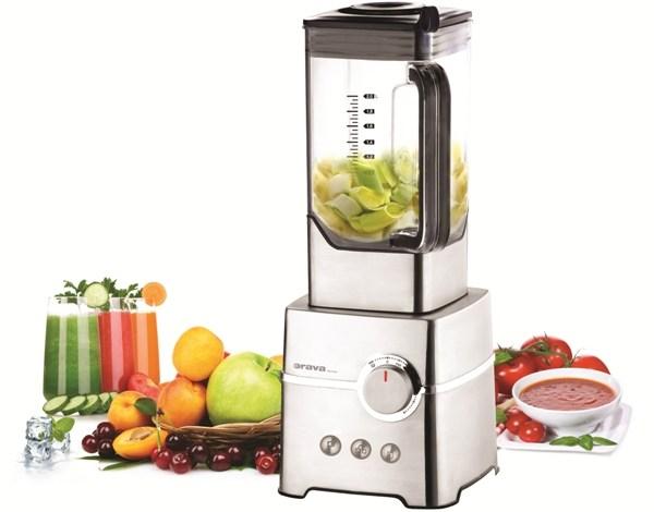 Výkonný mixér jako nedílná součást vaší kuchyně