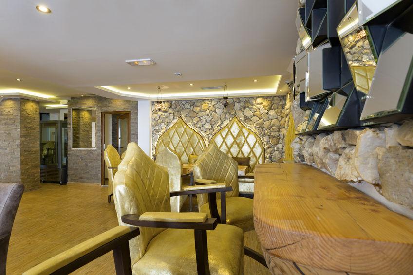 36855495 – modern restaurant interior