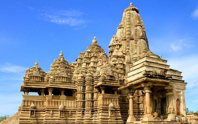 Komplex-hinduistických-chrámů-Khajuraho