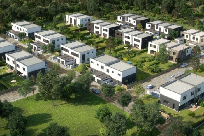 Zajímavé lokality a nadčasová architektura jsou největší zbraní společnosti FINEP