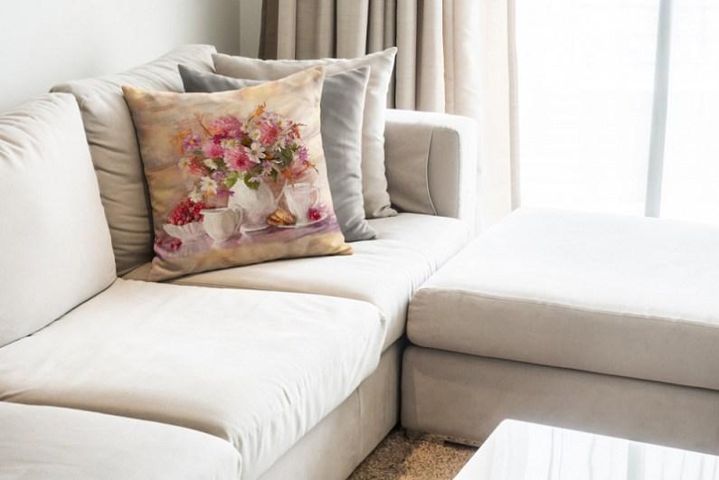 Povlaky na polštáře – hřejivé drobnosti, které si zamilujete