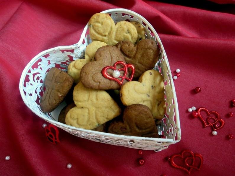 Čokoládový Valentýn