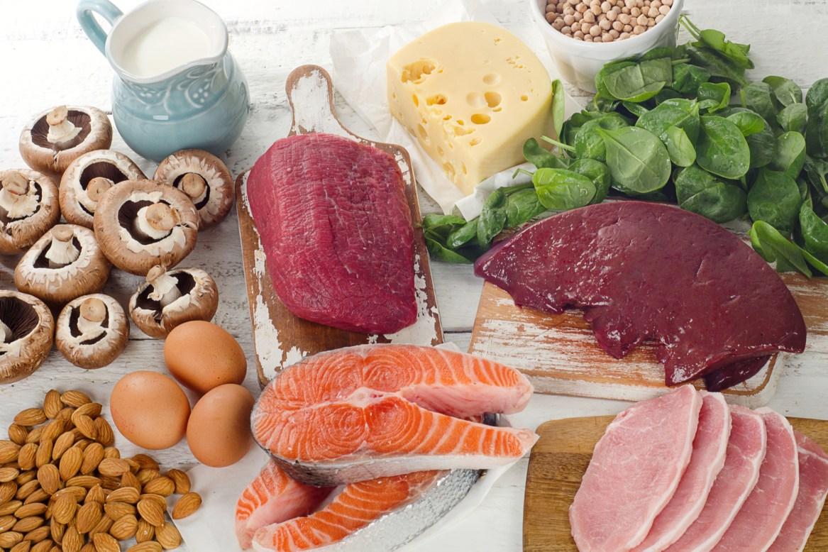 Vitamín B třikrát jinak – Creative Commons (shutterstock.com)