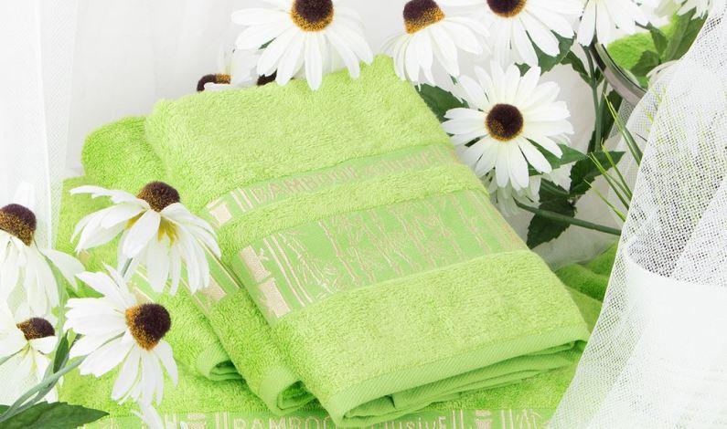 Bambusové ručníky jsou jako stvořené pro léto