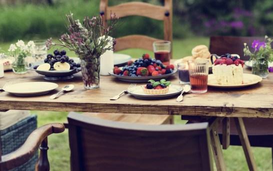 Plánujete zahradní párty? Pamatujte na tyto tři pravidla a úspěch bude zaručen!