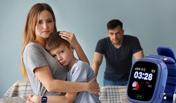 Originální dárek? Dětské hodinky s GPS!