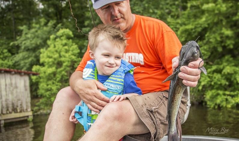 Pořiďte si rybářské potřeby pro chladnější období