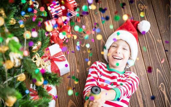 Vánoční dárky pro děti, které jim rozzáří oči i zaměstnají ruce