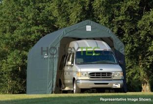 Nemáte místo kzaparkování svého karavanu?