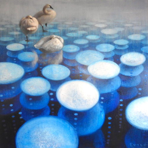 ewoud-de-groot-wildlife-frozen-160x160-cm-oil-on-linen-2014