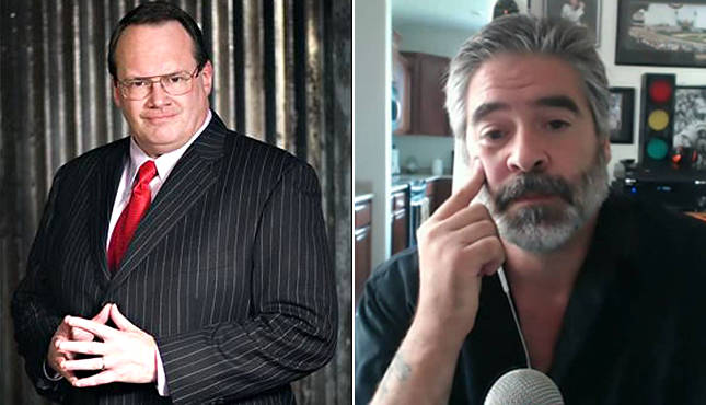 Image result for Jim Cornette On Vince Russo's Protective Order, Why Everything Has Gone Too Far, Table For 3's Role