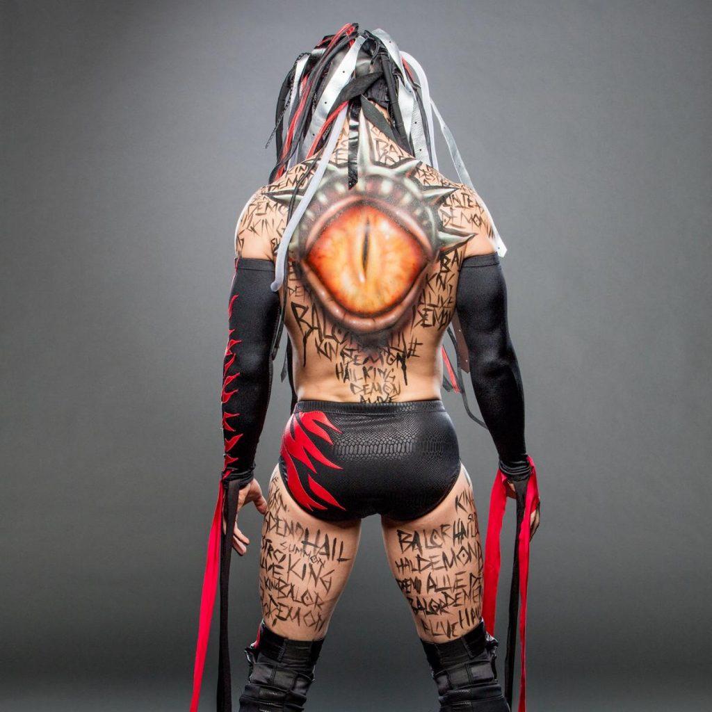 Raw Finn 2017 Wwe Balor