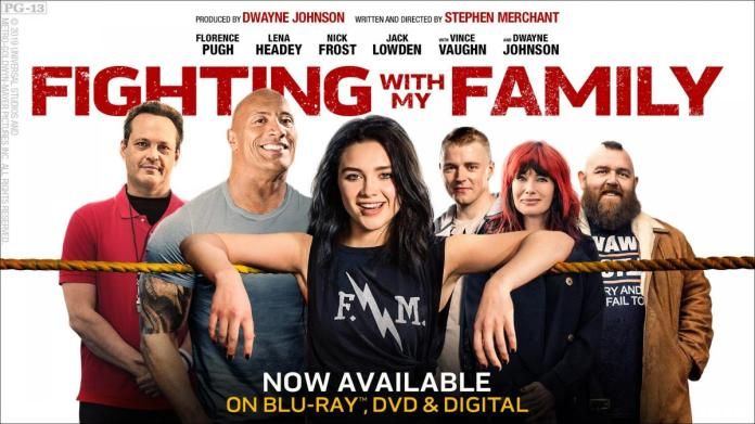 Fighting with My Family Movie Review | eWrestlingNews.com
