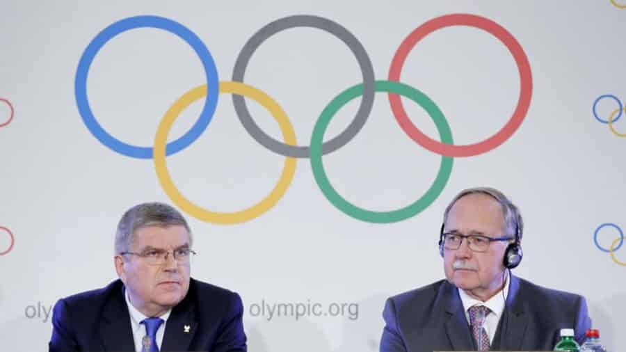 Russia Banned from South Korea 2018 Winter Olympics Games by IOC Over Systematic Doping