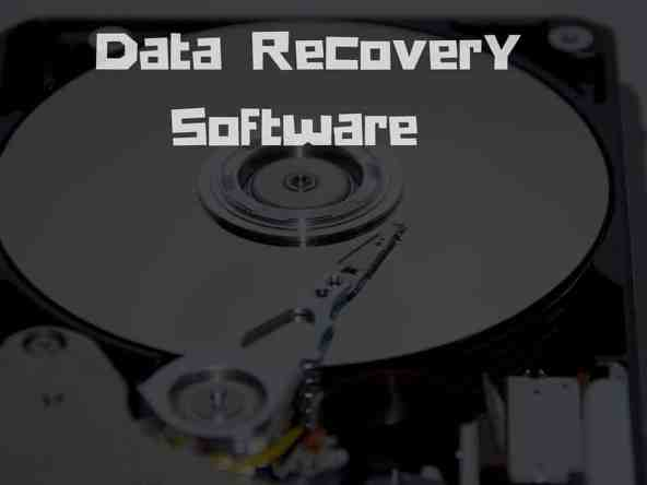 Latest Data Recovery software from EaseUS