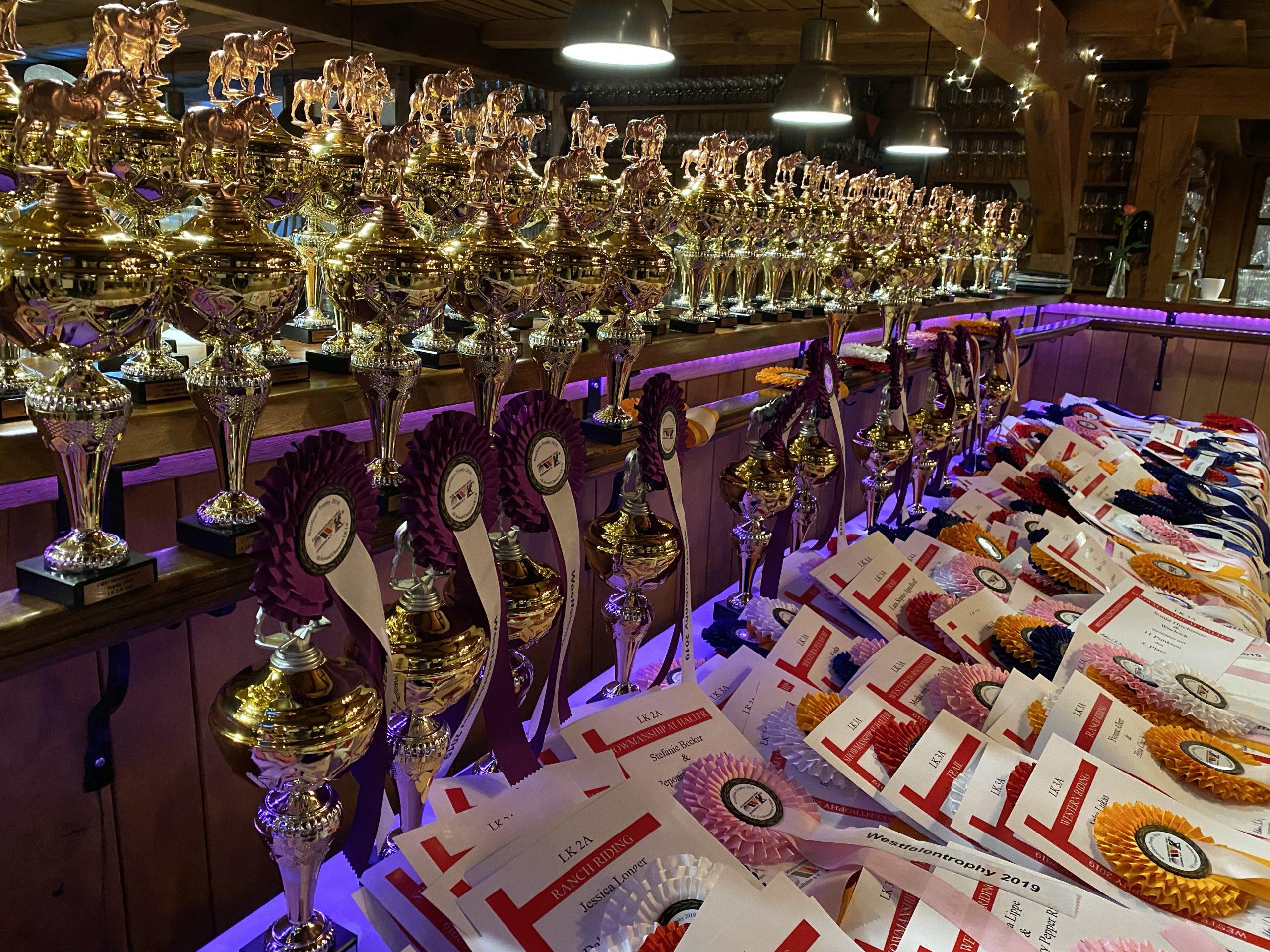 Trophy Party 2019 – Wir erwarten Euch