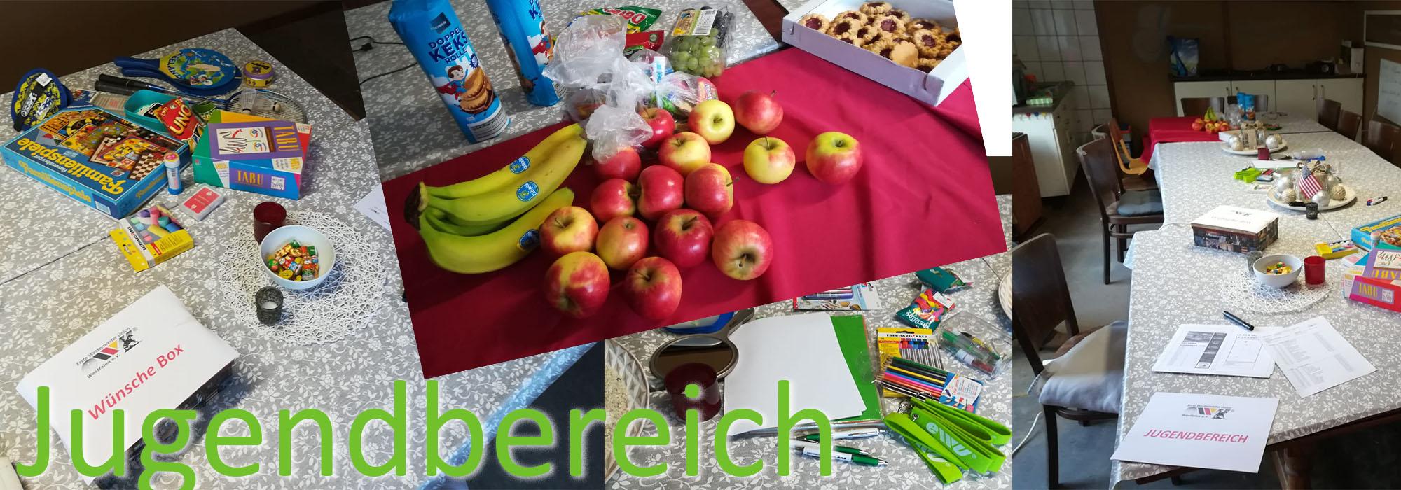Jugendbereich /Jugendaktion auf dem AQ Turnier in Warendorf