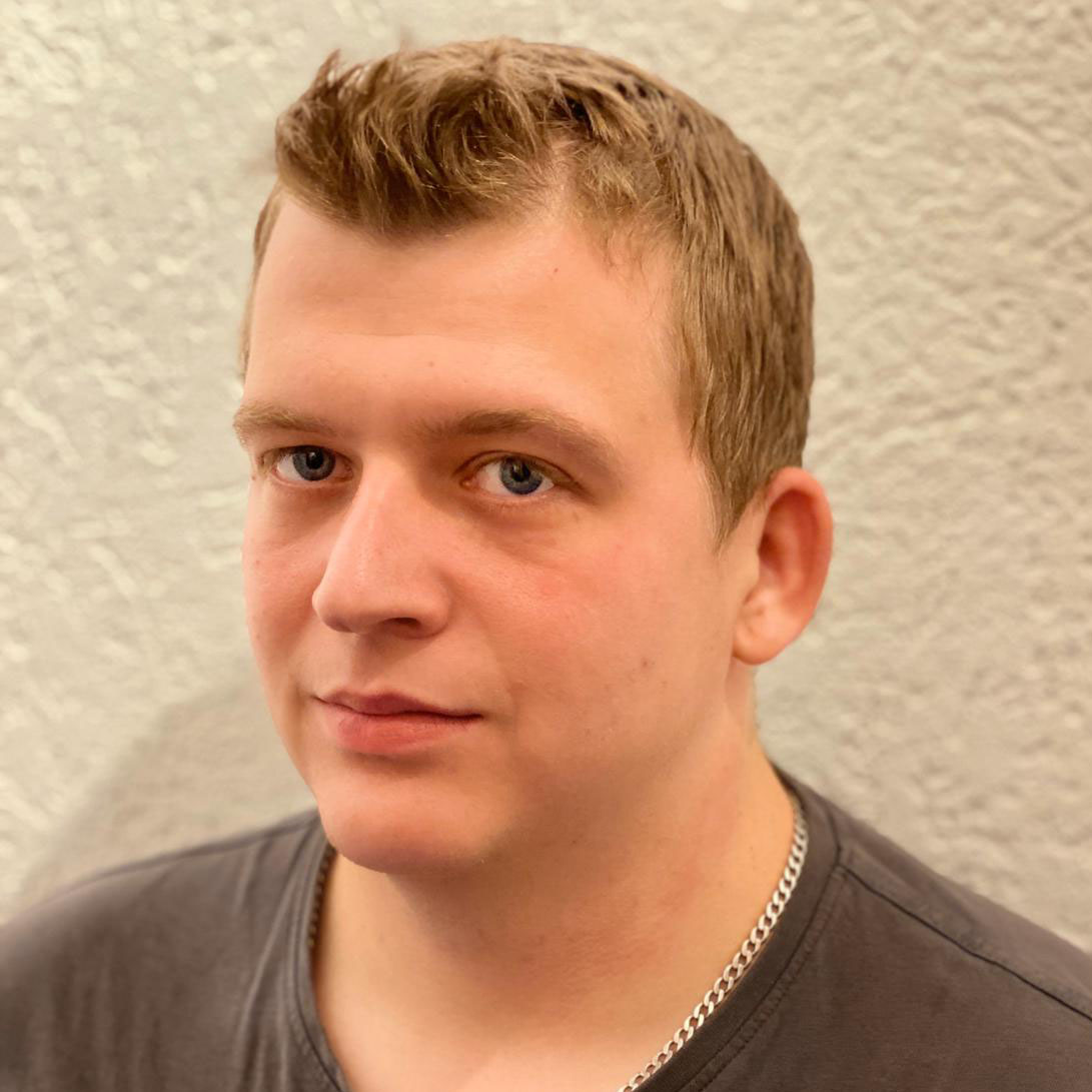 Sponsoringbeauftragter Dennis Lindemann