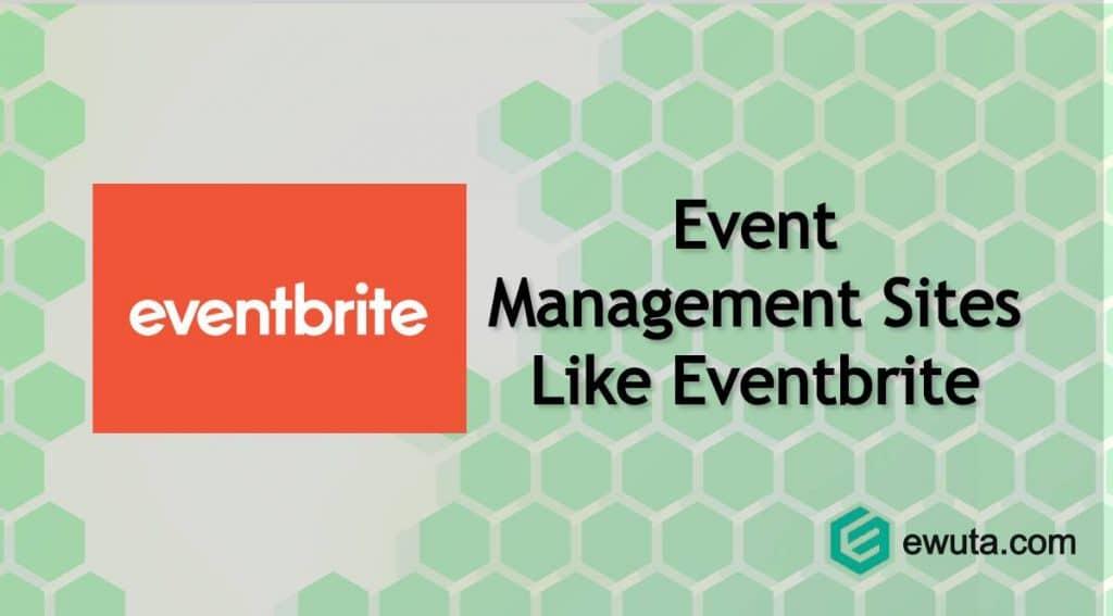 sitea like eventbrite alternatives
