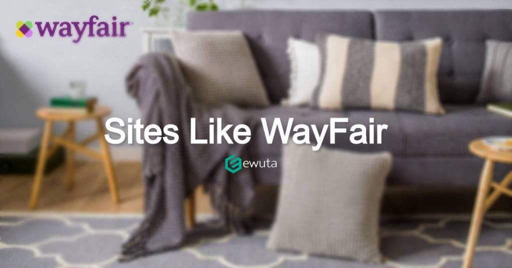 sites like wayfair