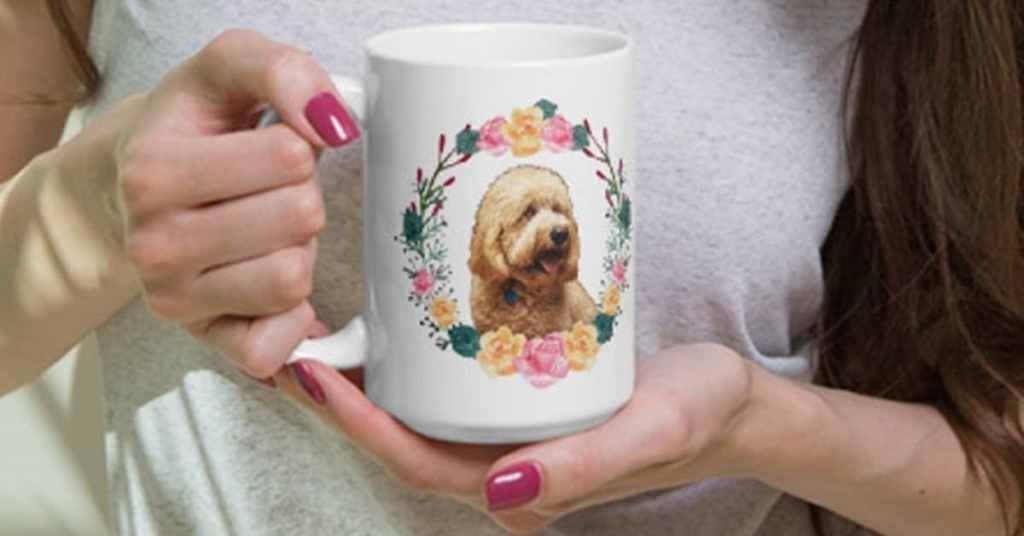 Dog Doodle Mug