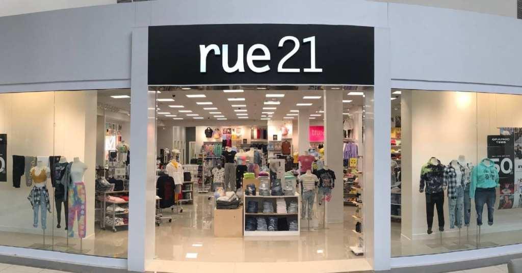rue21 stores like forever 21