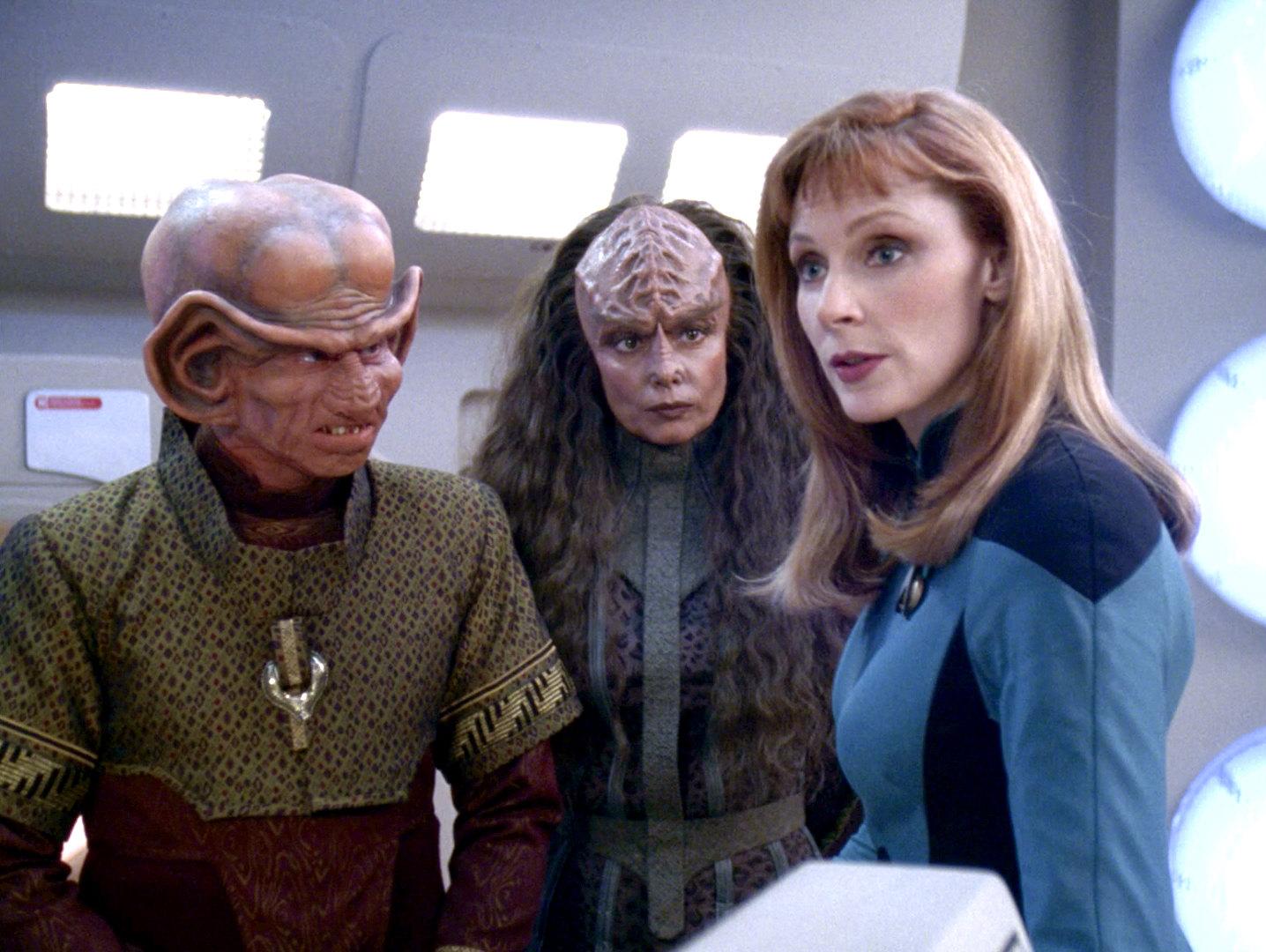 Ex Astris Scientia - Alien Monocultures in Star Trek